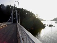The bridge to Ulvøya